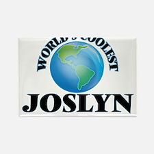 World's Coolest Joslyn Magnets