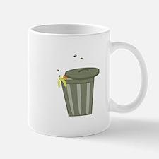 Trash Can Mugs