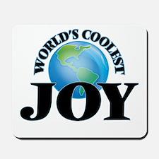 World's Coolest Joy Mousepad
