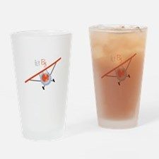 Fly By Drinking Glass
