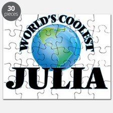 World's Coolest Julia Puzzle