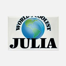 World's Coolest Julia Magnets