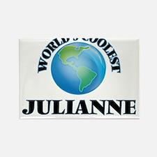 World's Coolest Julianne Magnets