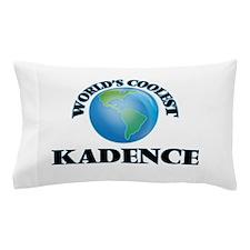 World's Coolest Kadence Pillow Case
