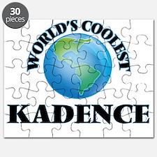 World's Coolest Kadence Puzzle