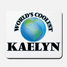 World's Coolest Kaelyn Mousepad