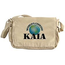 World's Coolest Kaia Messenger Bag