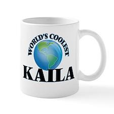 World's Coolest Kaila Mugs