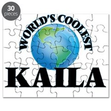 World's Coolest Kaila Puzzle