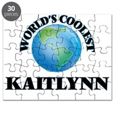 World's Coolest Kaitlynn Puzzle