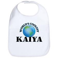 World's Coolest Kaiya Bib