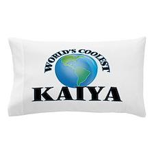 World's Coolest Kaiya Pillow Case