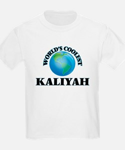 World's Coolest Kaliyah T-Shirt