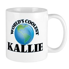 World's Coolest Kallie Mugs