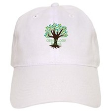 Genealogy Rocks Baseball Cap
