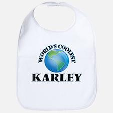 World's Coolest Karley Bib