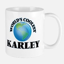 World's Coolest Karley Mugs