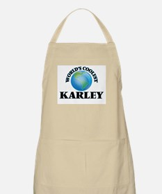 World's Coolest Karley Apron