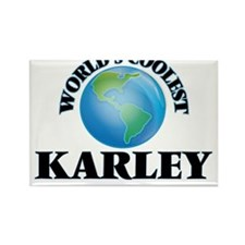 World's Coolest Karley Magnets