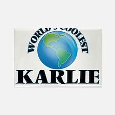 World's Coolest Karlie Magnets