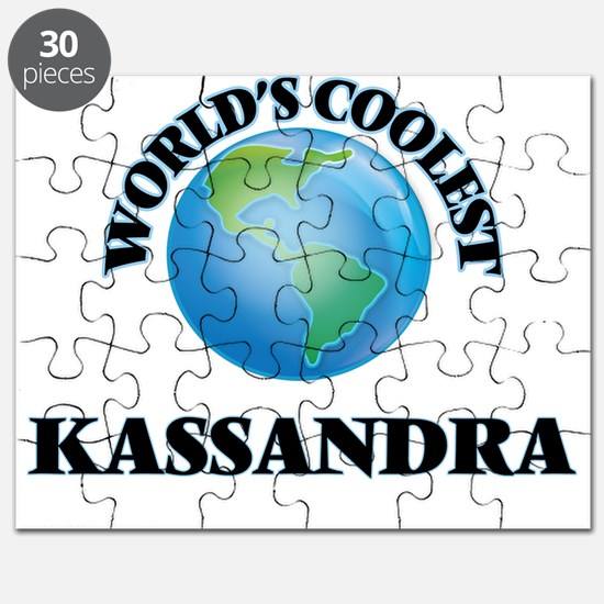 World's Coolest Kassandra Puzzle