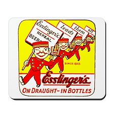 Esslinger's Beer-1933 Mousepad