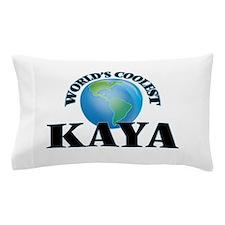 World's Coolest Kaya Pillow Case