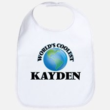 World's Coolest Kayden Bib