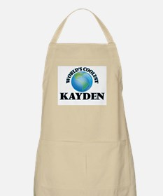 World's Coolest Kayden Apron