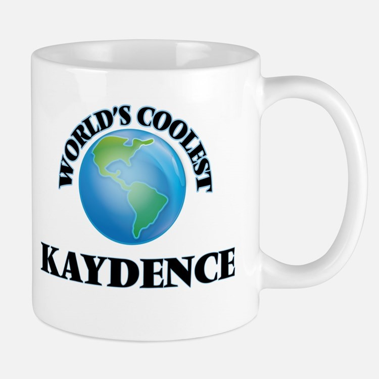 World's Coolest Kaydence Mugs