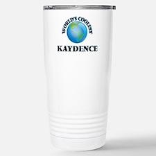 World's Coolest Kaydenc Stainless Steel Travel Mug