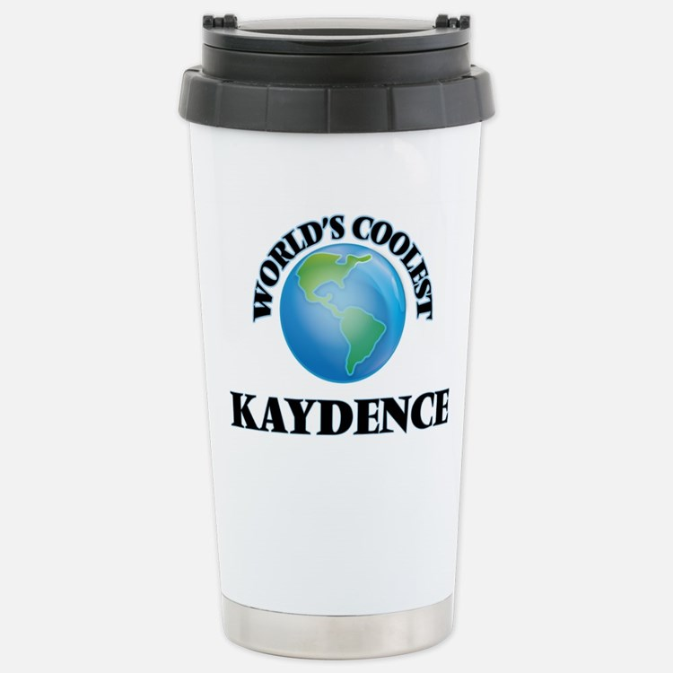 World's Coolest Kaydenc Travel Mug