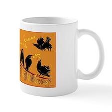 Cute Crows Mug
