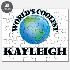 World's Coolest Kayleigh Puzzle