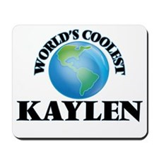World's Coolest Kaylen Mousepad