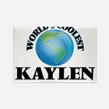 World's Coolest Kaylen Magnets