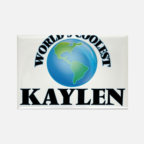 World's Coolest Kaylen Magnets