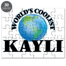 World's Coolest Kayli Puzzle