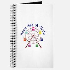 A Ride Journal