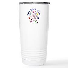 A Ride Travel Mug