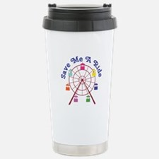 A Ride Travel Mug