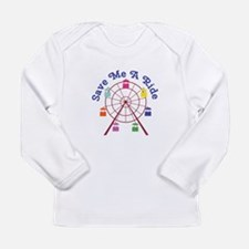 A Ride Long Sleeve T-Shirt