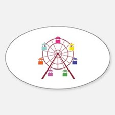 Ferris Wheel Decal
