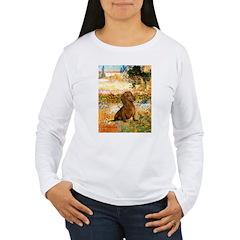 Garden (VG) & Dachshund T-Shirt