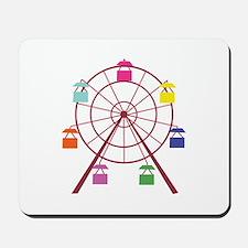 Ferris Wheel Mousepad
