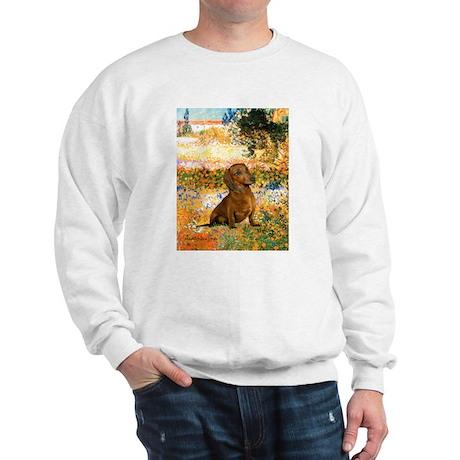 Garden (VG) & Dachshund Sweatshirt