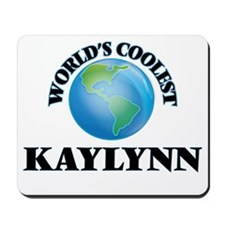 World's Coolest Kaylynn Mousepad
