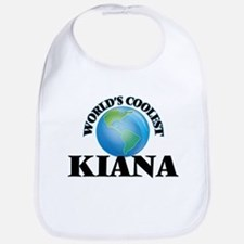 World's Coolest Kiana Bib