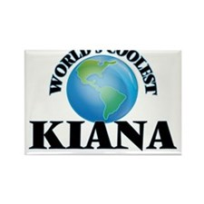 World's Coolest Kiana Magnets