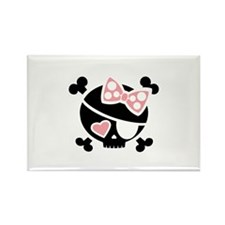 Jilly Love Rectangle Magnet (10 pack)